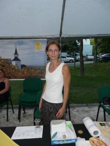 Csere Andrea, a Moccantó Játszoda tulajdonosa is támogatja a Pénzmesék akcióját.