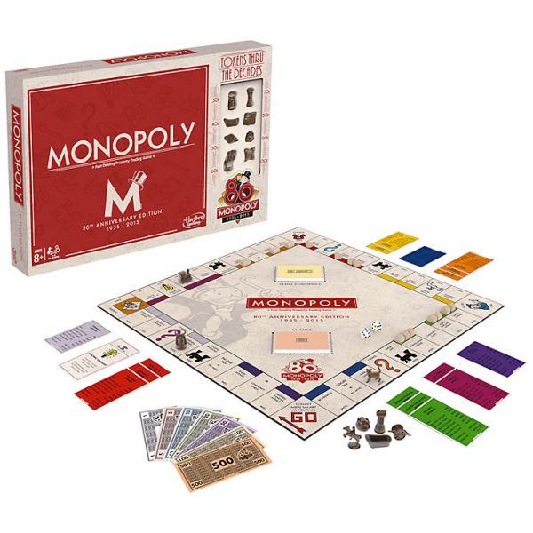 80 éves a Monopoly - tökéletes játék a takarékoskodásra szoktatáshoz!